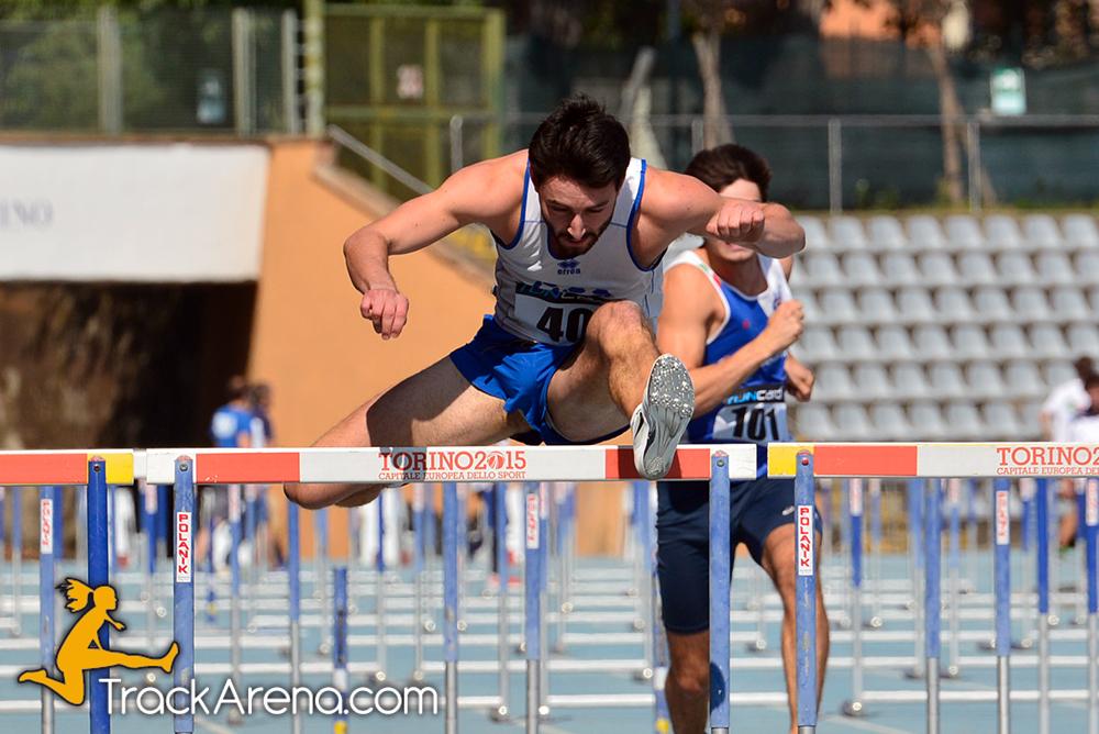 CDS 2016: Doppietta per Elena Bonfanti a Torino, Lorenzo Perini vince i 110hs (FOTO)