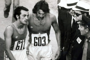 Pietro Mennea e Marcello Fiasconaro