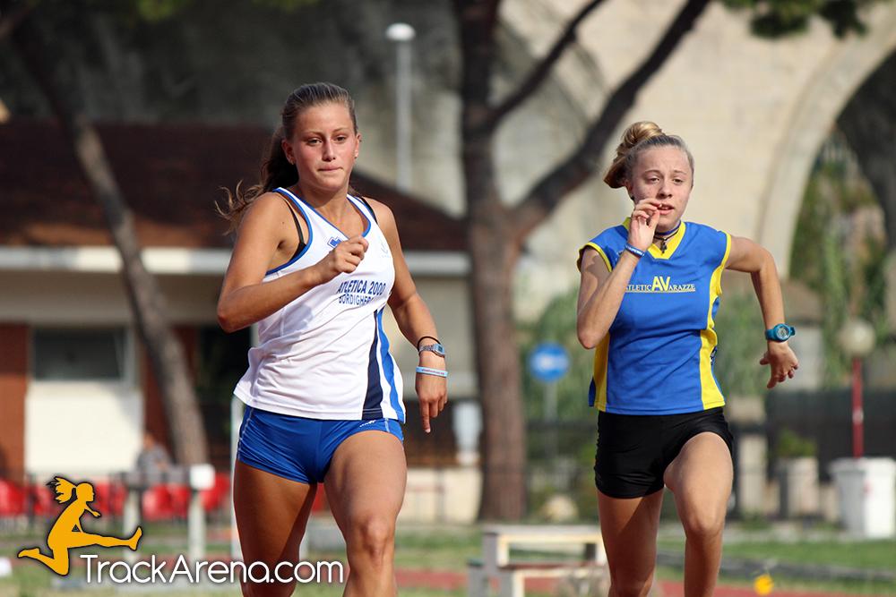 FOTO: Campionati Regionali Individuali Cadetti 1^ Giornata – Genova 24/09/16