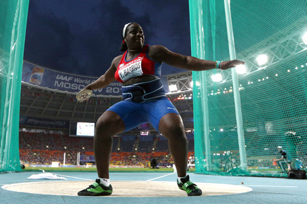 Yarelys Barrios perde l'argento olimpico dopo i retest sui campioni di Pechino 2008