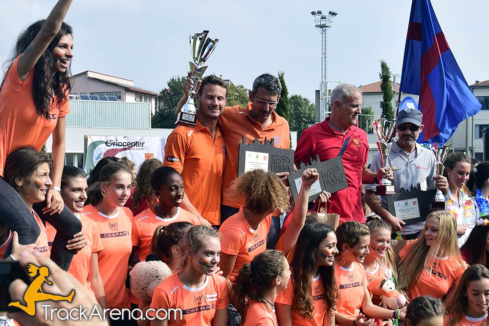 FOTO: C.d.S. su Pista Allievi/e Finale Oro – Bergamo 01-02/10/16