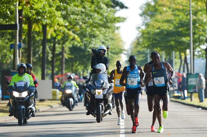 Festus Talam, da lepre a vincitore della Maratona di Eindhoven