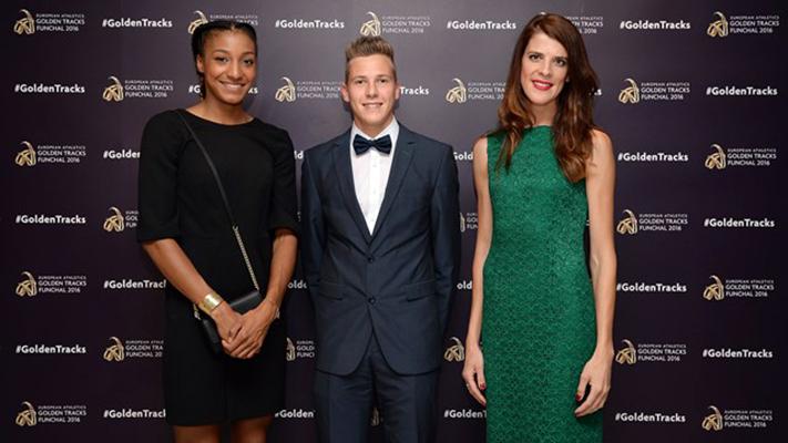 Mo Farah e Ruth Beitia Atleti Europei dell'Anno, a Hess e Thiam il titolo di Astro Nascente