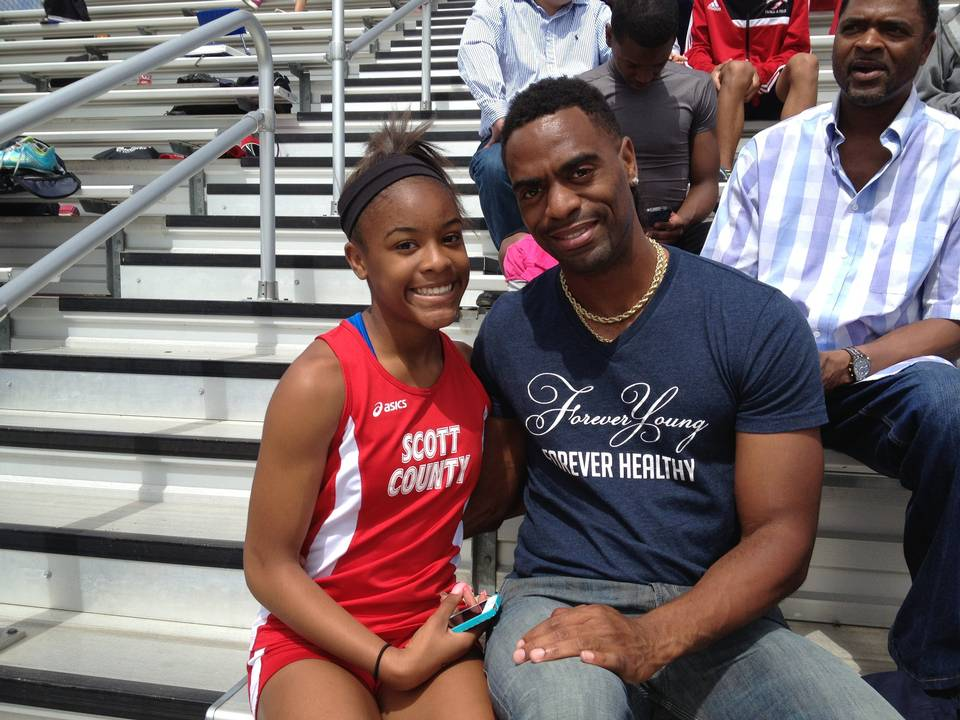 Sparatoria a Lexington, vittima la figlia di Tyson Gay
