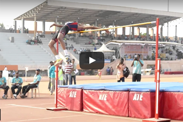 VIDEO: Lo Junior indiano Tejashwin Shankar vola a 2,26m nell'alto, record nazionale assoluto