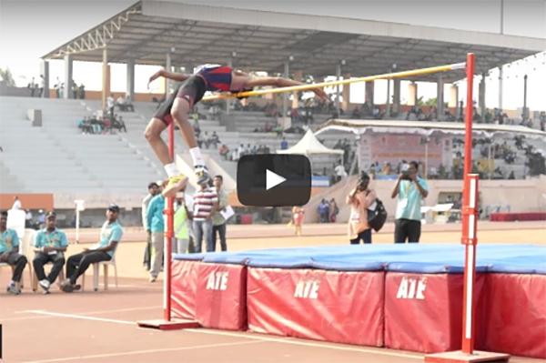 VIDEO: Lo Junior indiano Tejashwin Shankar vola a 2,26m nell'alto, record nazionale assoluto