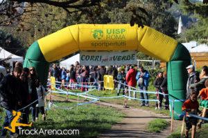 Corri per il Verde 2016 Parco della Cellulosa Roma UISP