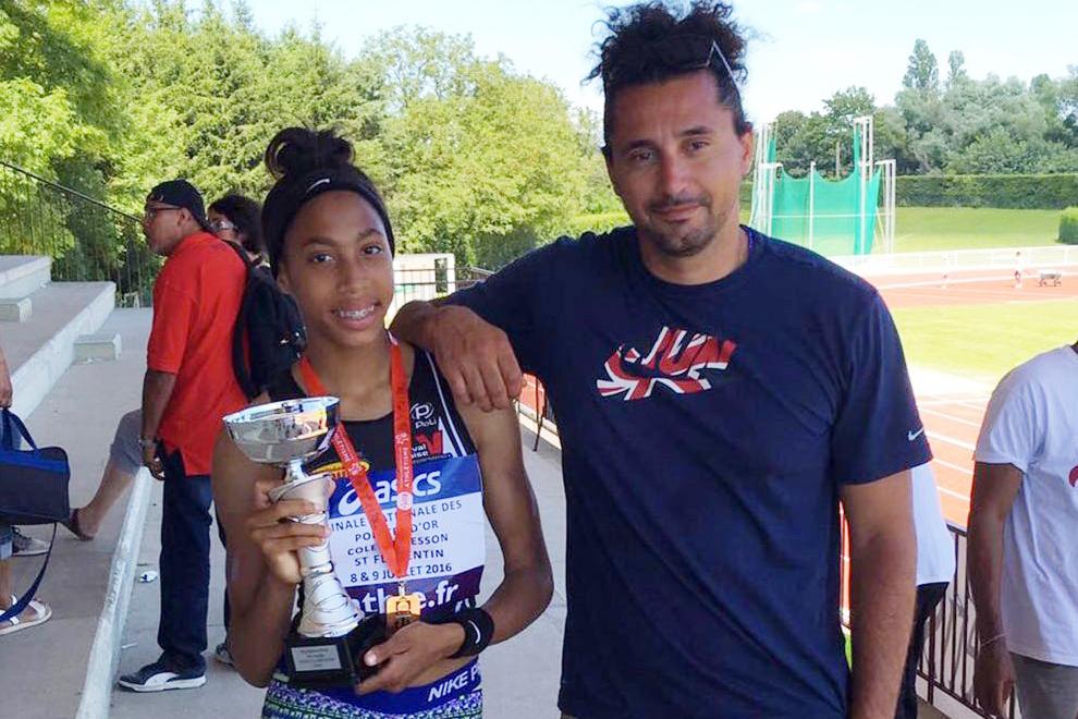 Heather Arneton stabilisce il Primato Mondiale Indoor U15 nel salto in lungo (VIDEO)