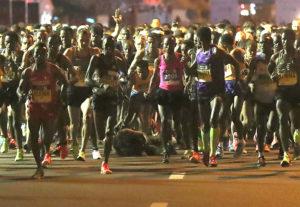 Kenenisa Bekele Dubai Marathon 2017