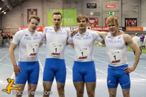 Team Suomi Nordic Indoor Match 2017