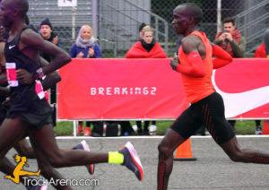 Nike Breaking2 Eliud Kipchoge