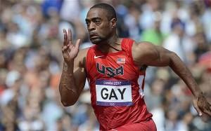Tyson Gay