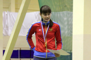 Elena Lashmanova Saransk