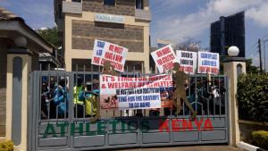 Protesta Kenya