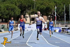 Europei Paralimpici Grosseto 2016