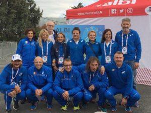 Campionati Europei 24h Albi 2016