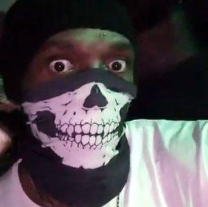 bolt-maschera