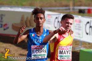 Yeman Crippa Carlos Mayo Chia 2016