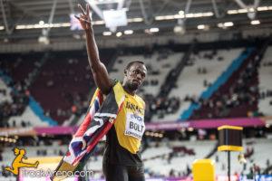 Usain Bolt Goodbye London 2017